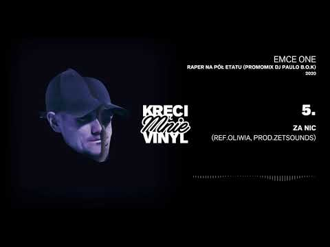 Emce One - Raper na pół etatu (Promomix DJ Paulo B.O.K.)