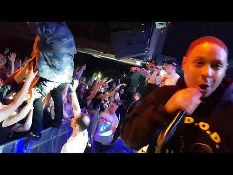 "Słoń x Dope D.O.D. - ""Sick6Six"" Koncert // Kraków 7.03.2020 'Kwadrat'"