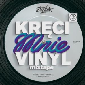 Okładka Płyty CD Kręci Mnie Vinyl 3